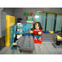 Mulher Maravilha Wonder Woman Princesa Diana Jlu - Lego