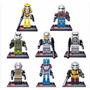 Minifigure Transformers ( Compatível Com Lego )