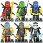Kit 6 Minifigures Ninjago