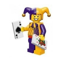 Lego Minifigures Series 12 Jester By Tbc