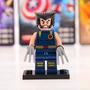 Boneco Lego Marvel Wolverine (sem Caixa)