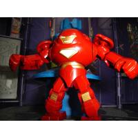 Hulkbuster Iron Man Caça Hulk Avengers Homem De Ferro Lego