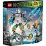 Lego Bionicle Kopaka And Melum Unity 71311