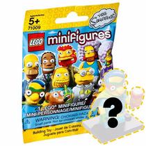 Lego Simpsons 01 Minifigura Surpresa Lacrada 71009 Serie 2