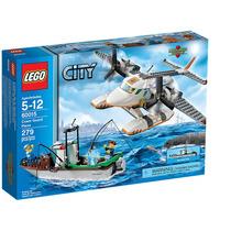 Lego City 60015 Coast Guard Plane - 279 Pç