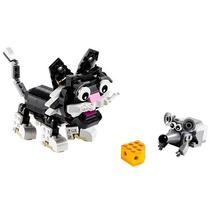 Brinquedo Menino Criaturas Felpudas Lego Creator Sort 1
