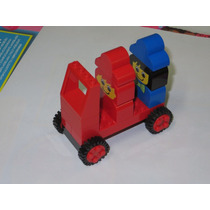 Lego Lote De Pecas Carro, Usado