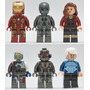 Kit Iron Man - Homem De Ferro - Avengers Ultron - Marvel