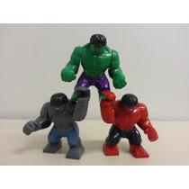 Hulk Vingadores O Destruidor Hulk Verde Cinza E Vermelho