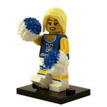 Lego Minifigures Serie 1 Cheerleader