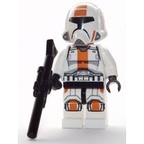 Lego Boneco Republic Trooper 1 - Star Wars Frete R$5,00