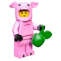 Lego Minifigure Serie 12 Pig Guy