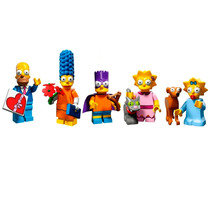 Lego Minifigures - Série The Simpsons 2 (familia Completa)