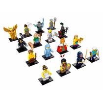 Lego Coleção Minifigures Serie 15 Completa (cod. 71011)