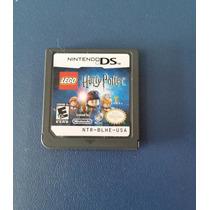 Lego Harry Potter - Nintendo Ds - Somente O Cartucho