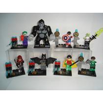 Hal Jordan Robin Dick Grayson Batman Brainiac Joker = Lego