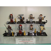 Pirates Of The Caribbean Jack Sparrow Davy Will Gunner