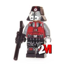 Lego Boneco Sith Trooper Red - Star Wars Frete R$5,00