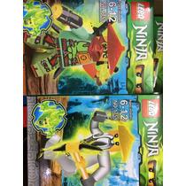 Lego Ninja Go - Valor De 4 Modelos.