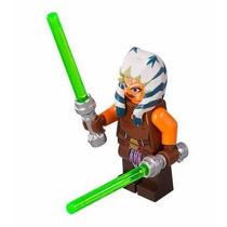 Star Wars Jedi Ahsoka Tano Clone Sabres De Luz