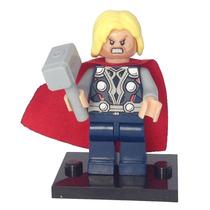 Thor Vingadores Avengers - Estilo Lego - Marvel