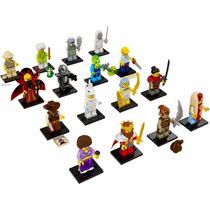 Lego Minifigures Series 13 Coleção Completa Lacrada 71008