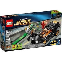 [lego 7601 Dc Comics Super Heros - Batman The Riddler Chase