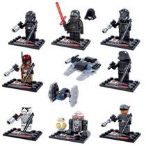 Lego Star Wars Ep 7 - Kylo Ren, Bb-8 - Bonecos E Naves