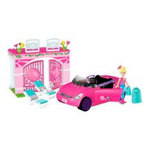 Mega Bloks Barbie Carro Conversível 80223