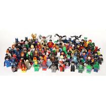 Bonecos Lego Boneco Heróis Avengers Marvel Liga Da Justiça