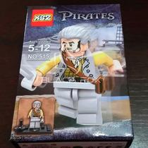 Joshamee Gibbs Piratas Do Caribe Ksz Compatível Com Lego