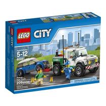 Lego City 60081 Pickup Tow Truck - 209 Peças