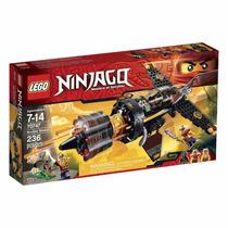 Lego 70747 Ninjago Disparador De Pedras C/ Nf