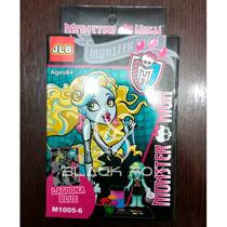 Lagoona Blue Monster High Jlb Compatível Com Lego