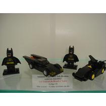 Batman Batmóvel Attack Joker E Animated Lego Do Morcego