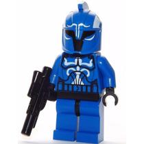 Lego Boneco Senate Commando Captain - Star Wars Frete R$5,00