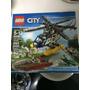 Lego City Helicopter Pursuit, 60067 Novo, Caixa Lacrada 253