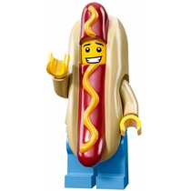 Lego Minifigures Series 13 Hot Dog Man 71008-14, By Tbc