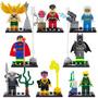 Lego Liga Da Justiça - Arqueiro Verde, Superman, Batman