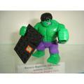 Hulk O Destruidor De Vingadores Big Lego Marvel Universe
