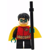 Lego Original Boneco Robin -batman Super Heroes Frete R$5,00