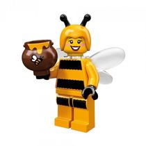 Lego Minifiguras - Serie 10 - 100% Lego