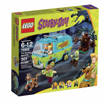 Lego Scoobydoo 75902 The Mystery Machine - 301 Pç