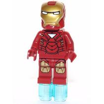 Boneco Lego Marvel Homem De Ferro (sem Caixa)