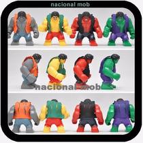 Lego Hulk Colete Brinquedo De Montar Vingadores Marvel Promo