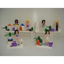 Friends Lego Olivia E Sua Turma Casa Da Árvore