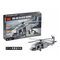 Militar Falcão Negro - Lego Para Meninas E Meninos - Decool