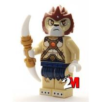 Lego Original Boneco Lion Warrior Legends Of Chima Frete R$5