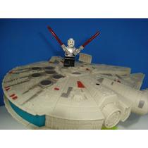 Star Wars Asajj Ventress Jedi O Lado Negro Da Força = Lego