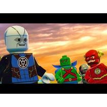 Santo Andarilho Tropa Dos Lanternas + 7 Personagens = Lego